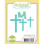 Taylored Expressions - Die - Old Rugged Cross