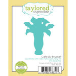 Taylored Expressions - Die - Calla Lily bouquet