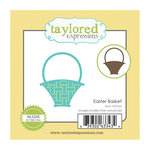 Taylored Expressions - Little Bits Dies - Easter Basket