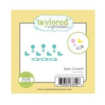 Taylored Expressions - Little Bits Dies - Baby Confetti