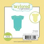 Taylored Expressions - Little Bits Dies - Onesie