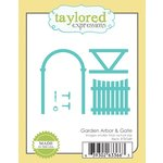Taylored Expressions - Die - Garden Arbor and Gate