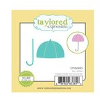 Taylored Expressions - Little Bits Dies - Umbrella