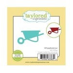 Taylored Expressions - Little Bits Dies - Wheelbarrow