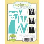 Taylored Expressions - Sack It Dies - Dress For Success