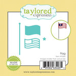 Taylored Expressions - Die - Flag