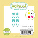 Taylored Expressions - Little Bits Dies - Summer Confetti
