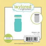 Taylored Expressions - Die - Mason Jar