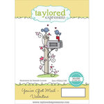 Taylored Expressions - Cling Stamp - You've Got Mail - Valentine