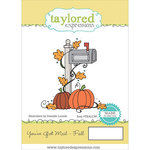 Taylored Expressions - Cling Stamp - You've Got Mail - Fall