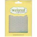 Taylored Expressions - Embossing Folder - Harlequin