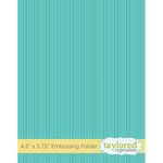 Taylored Expressions - Embossing Folder - Bead Board