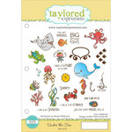 Taylored Expressions - Cling Stamp - Under The Sea
