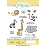 Taylored Expressions - Cling Stamp - Wild About You