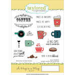 Taylored Expressions - Cling Stamp - A Hug In A Mug