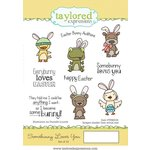 Taylored Expressions - Cling Stamp - Somebunny Loves You