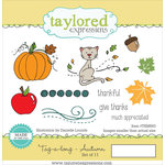 Taylored Expressions - Cling Stamp - Tag-a-long