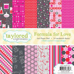 Taylored Expressions - 6 x 6 Paper Pad - Formula For Love