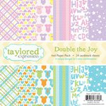 Taylored Expressions - 6 x 6 Paper Pack - Double The Joy