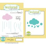 Taylored Expressions - Cling Stamp and Die Set - Hello Baby