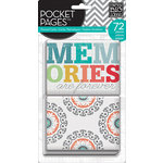 Me and My Big Ideas - Pocket Pages - Themed Cards - 3 x 4 - Memories