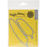 Waffle Flower Crafts - Craft Die - Feather More