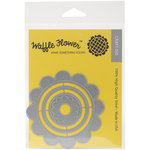 Waffle Flower Crafts - Craft Die - Flower Circles