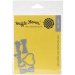 Waffle Flower Crafts - Craft Die - Congrats