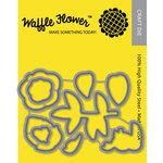 Waffle Flower Crafts - Craft Die - Hibiscus