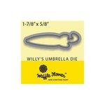 Waffle Flower Crafts - Craft Die - Willy's Umbrella