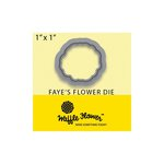 Waffle Flower Crafts - Craft Die - Faye's Flower