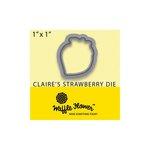 Waffle Flower Crafts - Craft Die - Claire's Strawberry