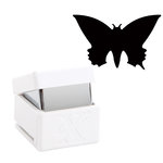 DoCrafts - Xcut - Medium Palm Punch - Pointed Butterfly - .625 Inch