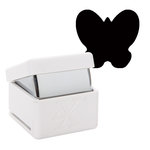 DoCrafts - Xcut - Large Palm Punch - Basic Butterfly - 1 Inch