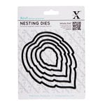 DoCrafts - Xcut - Nesting Dies - Leaves 2