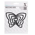 DoCrafts - Xcut - Nesting Dies - Butterflies