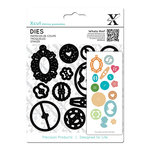 DoCrafts - Xcut - Decorative Dies - Sew Lovely Buttons