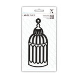 DoCrafts - Xcut - Decorative Dies - Large - Birdcage 1