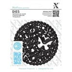 Docrafts - Xcut - Dies - Floral Cluster Circle