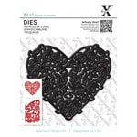 Docrafts - Xcut - Dies - Floral Filigree Heart