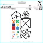 Docrafts - Xcut - A5 Die Set - Mini Pinwheels