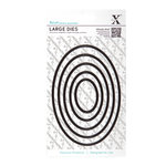 DoCrafts - Xcut - Nesting Dies - Large - Oval
