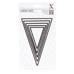 DoCrafts - Xcut - Nesting Dies - Large - Bunting