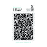 Docrafts - Xcut - A6 Embossing Folder - Cracked Tiles