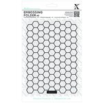 Docrafts - Xcut - A5 Embossing Folder - Honeycomb