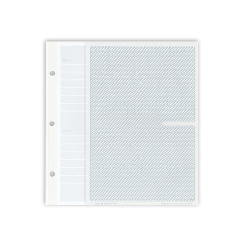 Pioneer - 2-Up Page Refills - 20 Pages - 10 Sheets