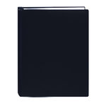 Pioneer - Deluxe EZ Load Memory Book - 8.5x11 - 20 Top Loading Pages - Black