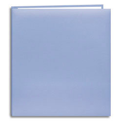 Pioneer - EZ Load Memory Book - 8.5x11 - 20 Top Loading Pages - Baby Blue