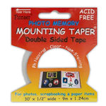 Pioneer - Photo Memory Mounting Tape - Permanent - 30 feet