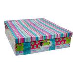 """Pioneer - 12"""" x 12"""" Scrapbooking Storage Box - Chloe"""